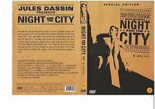 Night and the City (1950) New Sealed DVD Jules Dassin