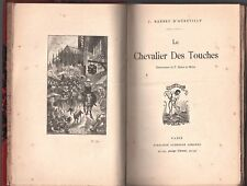 LE CHEVALIER DES TOUCHES BARBEY D'AUREVILLY ILLUSTRATIONS BUHOT & MITTIS