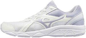 Mizuno Junior Running Shoes MAXIMIZER 22 K1GC2020 White x Purple