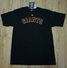 San Francisco Giants Buster Posey NWT Majestic Player T-Shirt YOUTH size-XL