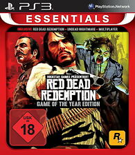 Red Dead Redemption-game of the Year Edition | PlayStation 3 | ps3 | d'occasion