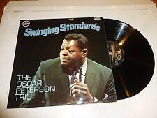 THE OSCAR PETERSON TRIO - Swinging Standards - 1965 UK 16-track Venue Vinyl LP