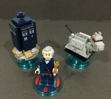 Lego Dimensions Dr Who Level Pack 71204 Complete