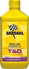 Olio Auto Bardahl Bardhal T&D Oil 80W90 API GL-5 - 1 litro lt
