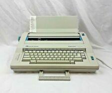 Adler Royal Gabriele 100 Sc Typewriter Withcase And Keyboard Lid