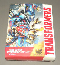 First Edition Optimus Prime Transformers 4 Age of Extinction Exclusive Figure