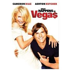 WHAT HAPPENS IN VEGA$ (Widescreen DVD) <<BRAND NEW and SEALED!!>> FREE SHIPPING!