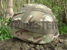 Genuine UK Issue MTP Multicam Camouflage Cover for MK6A MK7 Helmets Size Outsize