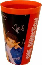 One Direction 'Signature Autograph' Red Tumbler Brand New Gift
