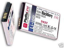 Batteria Li-ion1200mAh per BLACKBERRY 8800 8820 8830 C-X2
