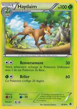 Haydaim - N&B:Pouvoirs Emergents - 16/98 - Carte Pokemon Neuve Française