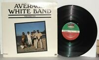 AVERAGE WHITE BAND Volume VIII LP VG+ Plays Well 1980 Atlantic Records SD19266