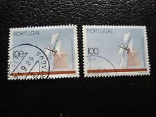 PORTUGAL - timbre yvert et tellier n° 1773 x2 obl (A28) stamp (H)