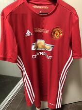 Manchester United Adidas Europa League Final Commemorative Jersey - Large