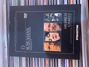 invito alla classica deagostini dvd N°12 schumann