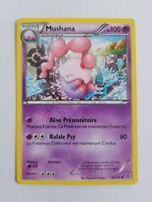 Mushana Noir et Blanc Explosion Plasma 40/101 Carte Pokemon Française
