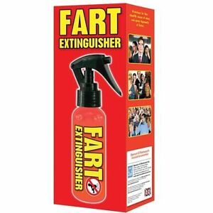 2 x Fart Extinguishers Air Freshener Novelty Fun Joke Gift. All NeW Free Post
