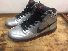 "Nike SB Dunk High Pro ""Steel Reserve"" 305050-027 Size 9.5"