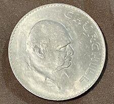 1965 Sir Winston Churchill Crown Coin