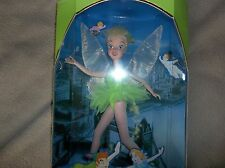 "DISNEY CLASSIC DOLL COLLECTION TINKER BELL 10"" DOLL WALT DISNEY PARKS TINKERBELL"