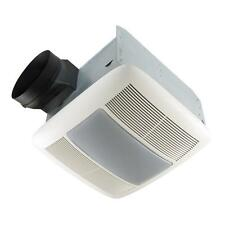NuTone QTXEN150FLT 150 CFM Ceiling Exhaust Bath Fan with Light and Night Light