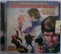 CD GIANNI FERRIO Per pochi dollari ancora GDM 2007 JAZZ Remastered SOUNDTRACK