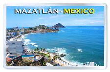 MAZATLÁN MEXICO FRIDGE MAGNET SOUVENIR IMAN NEVERA