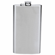 Maxam 12oz Stainless Steel Flask LOT OF 3