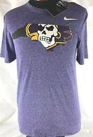 Nike ECU East Carolina Pirates Marled Athletic Cut NWT