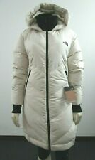 NWT Womens The North Face TNF Albroz Parkina Down Parka Warm Winter Jacket White