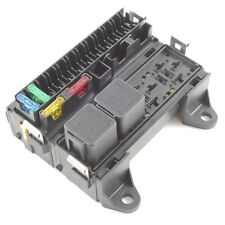 16 Way Blade Fuse Box & 4 Way Relay Box Combo Holder / Block 12v / 24v Car HGV