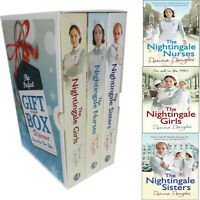 Donna Douglas Nightingales Series 3 Books Collection ***BOX SET*** Christmas Wis
