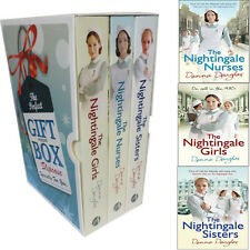 Donna Douglas Nightingales Series 3 Books Collection ***BOX SET*** Christmas Wis