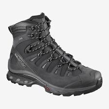 Salomon Men's QUEST 4D 3 GTX Phantom / BLK / Shade Boots Walking Hiking Outdoor