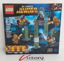 New Lego Dc Comics Super Heroes Justice League Battle of Atlantis 197 pcs 76085