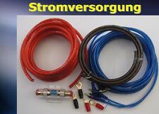 Boa 82010 - 10qm  Kabelset für Endstufenbetrieb KFZ Kabelsatz für Verstärker