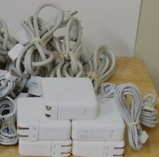 Lot Of 5 Apple Genuine 60W MagSafe Power Adapter W/ Extension Cord Duckhead ~