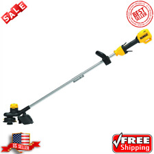 NEW DEWALT 20-Volt Electric Cordless String Trimmer (Tool Only) Free Shipping!