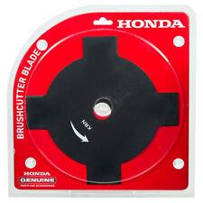 Honda BRUSHCUTTER BLADE 4 Tooth Genuine Line Trimmer Whipper Snipper Blade