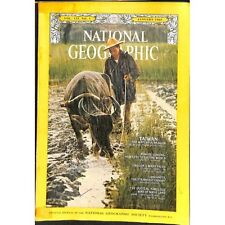 vintage national geographic 1965-1969