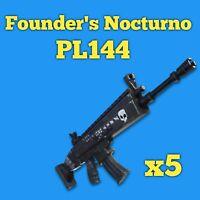 Fortnite   x5 PL144 Founder's Nocturno