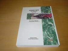 LAND ROVER DEFENDER 90 110 130 300 TDI Owners Workshop Manual Handbook Book