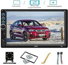 Car MP5 Player with 7 Inch HD Display Panel FM Radio BT Mirrorlink Backup Camera