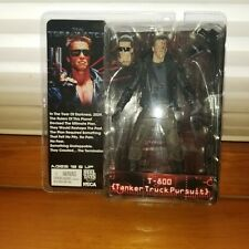 Neca The Terminator T-800 Tanker Truck Pursuit Action Figure New