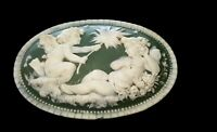 19th century Wedgwood Jasper trinket box