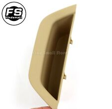 Beige Front Left Door Interior Inner Handle Pull Trim Black for BMW F25 F26 X3 X