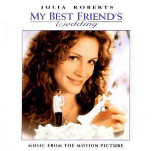 MINT Original US CD My Best Friend's Wedding Soundtrack 1997 CD Julia Roberts