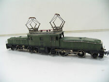 MÄRKLIN CCS 800.5 KROKODIL GRÜN der SBB      LK1235