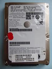 FUJITSU mja2500bh g2   PN: ca07083   2009-11-06   500 GB
