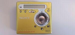 Sony MZ-R700 Minidisc Recorder